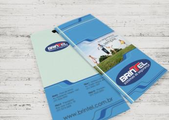 Brintel - folder institucional
